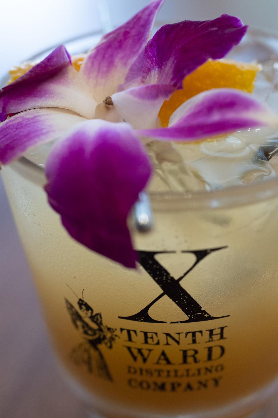 Tenth Ward Cocktail Lab