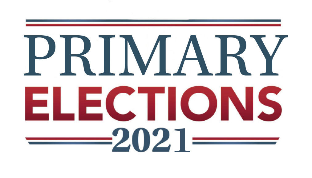 Primary Election Logo 2021