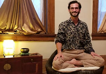 Anthony Chielli Meditation Teacher