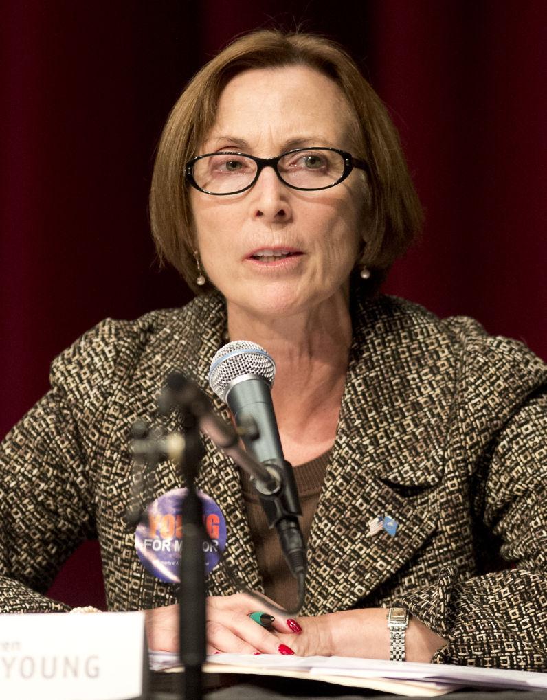 Karen Lewis Young