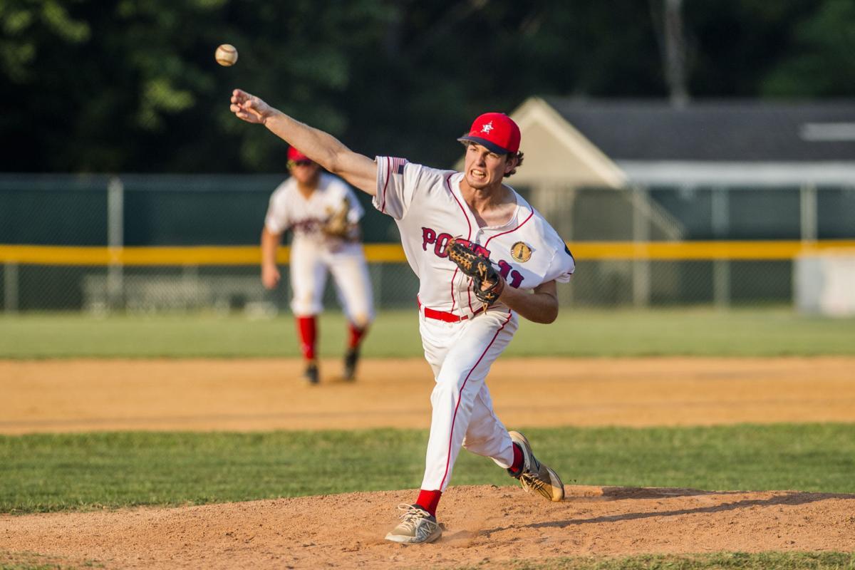 American Legion Baseball Game