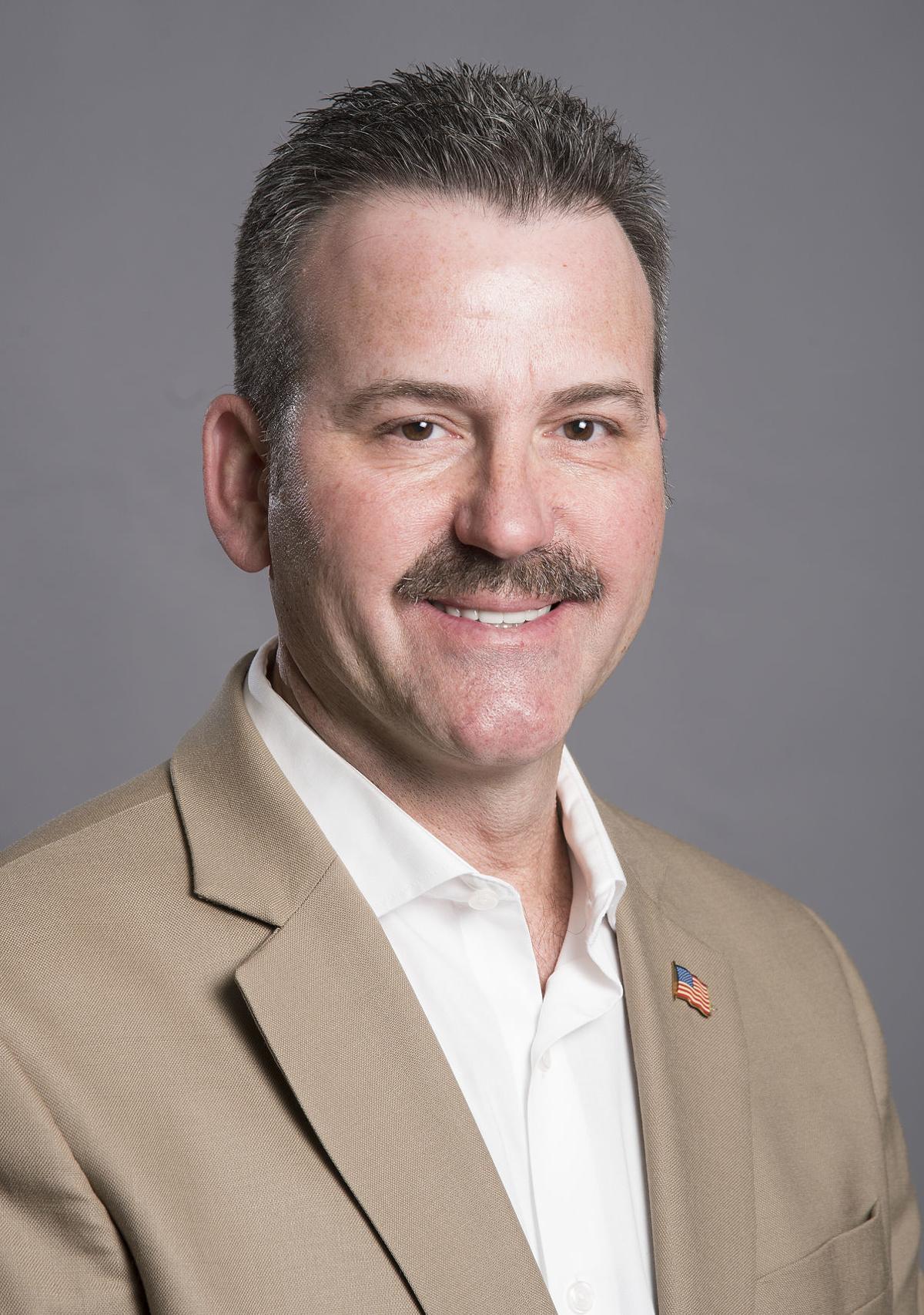 DG Candidate Jimmy Trout