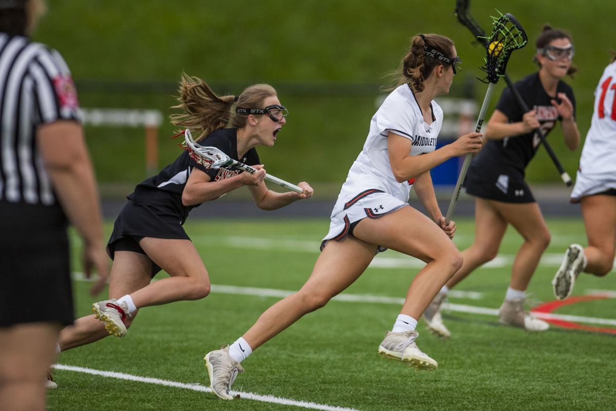 Linganore vs Middletown Girls Lacrosse Regional Final