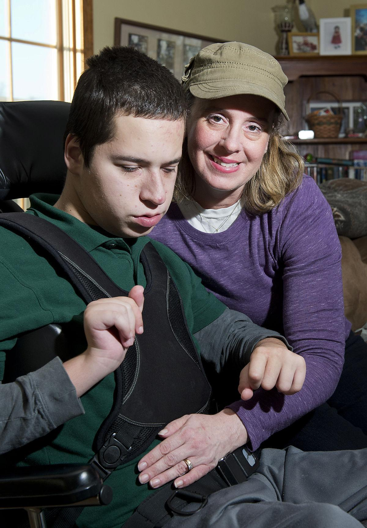 frederick county families grapple with rare epileptic