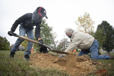 Middletown Tree Planting