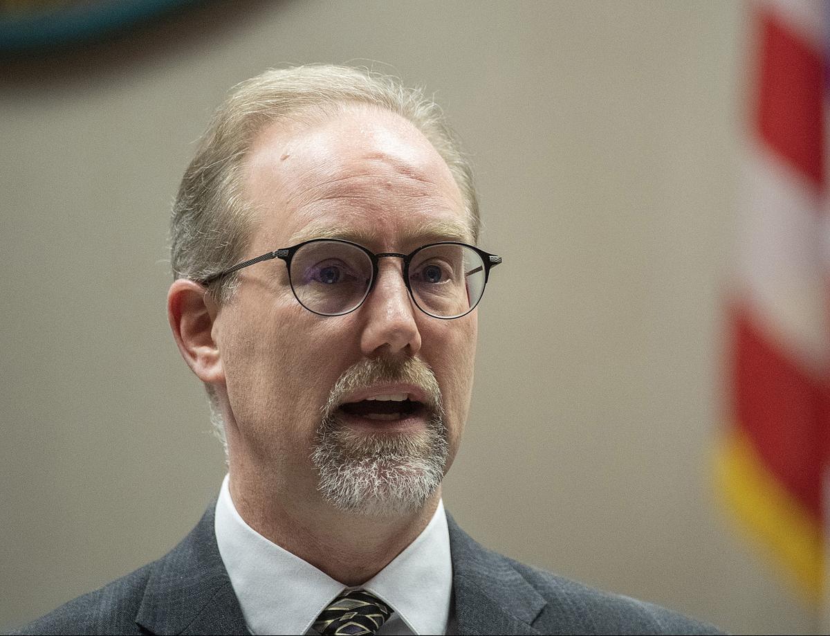 Frederick Mayor Michael O'Connor