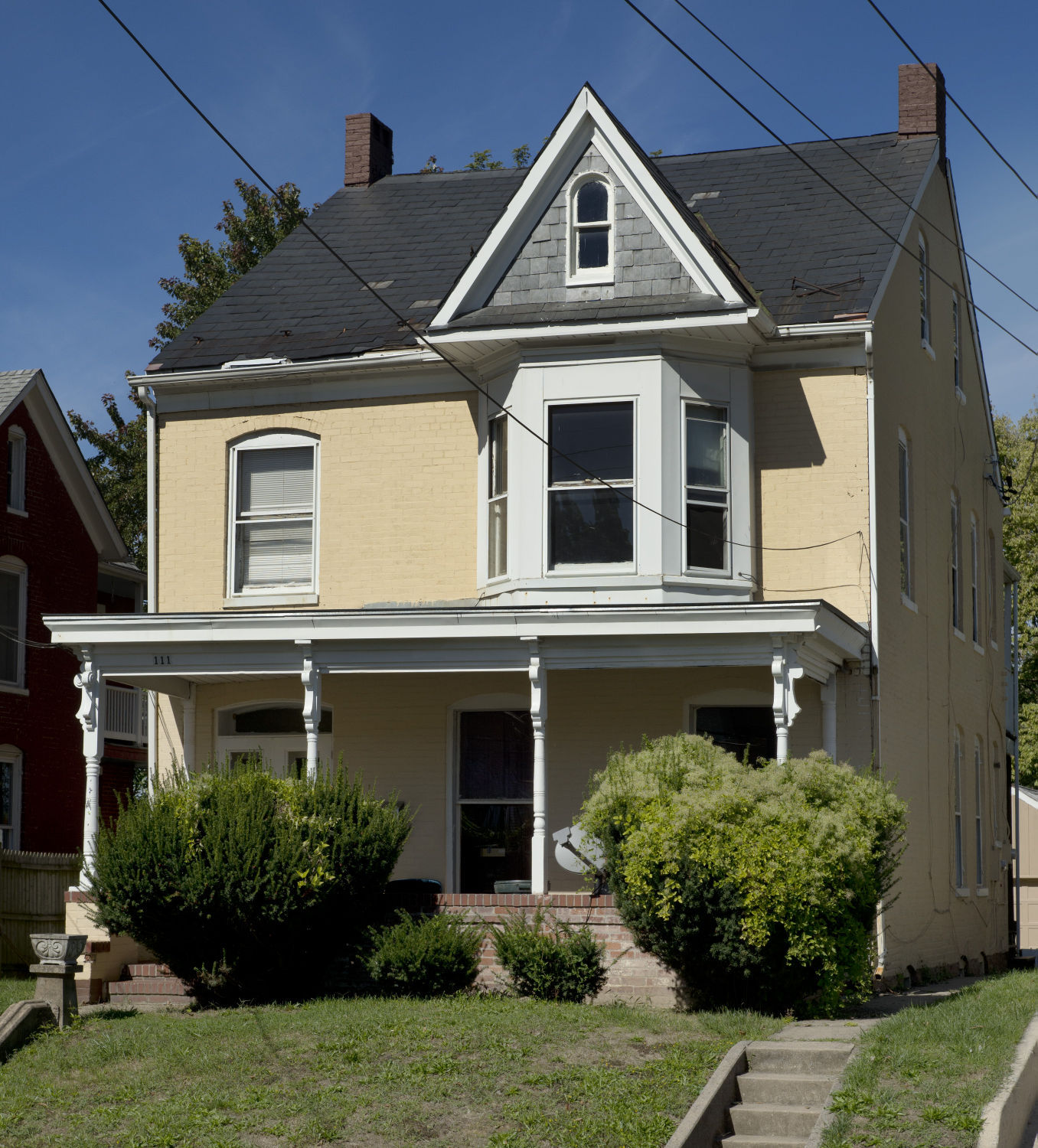 On Blighted Property Watch List