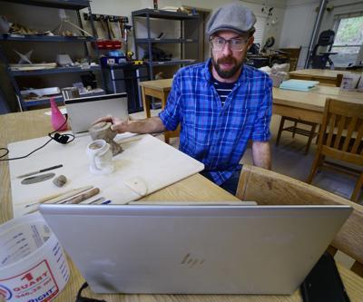 MSM online sculpting class