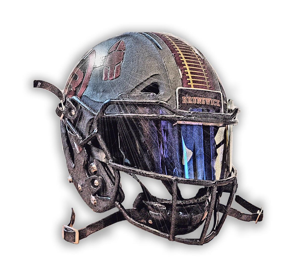 Railroaders semipro helmet
