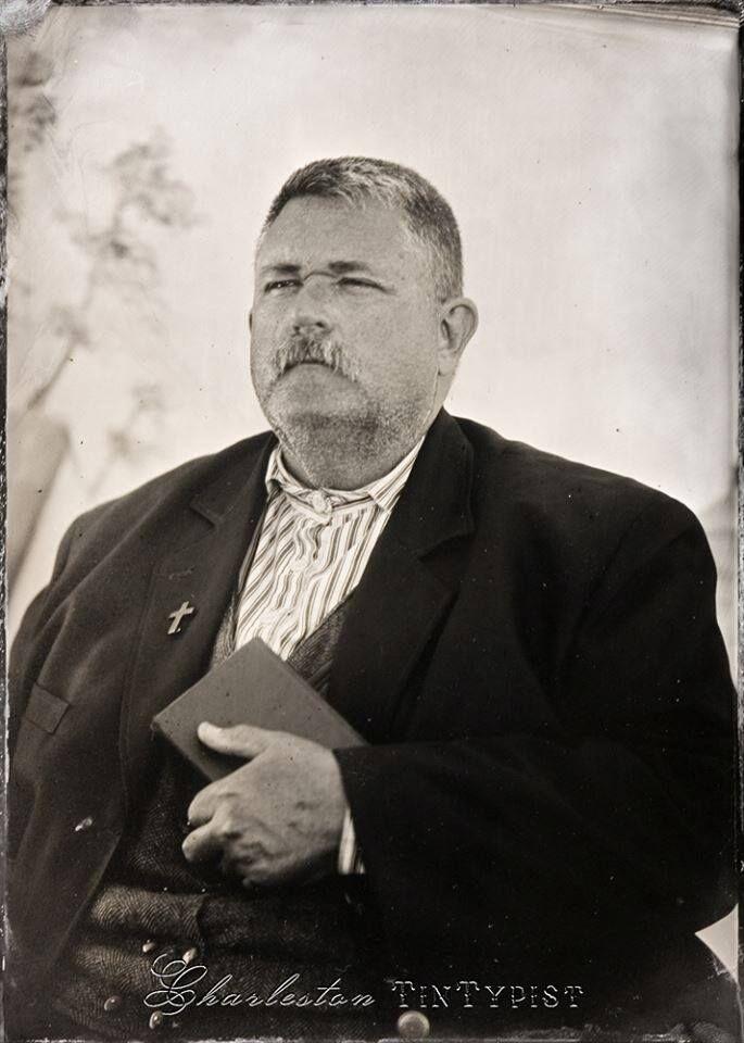 Chaplain Edward Scott Sturdivant