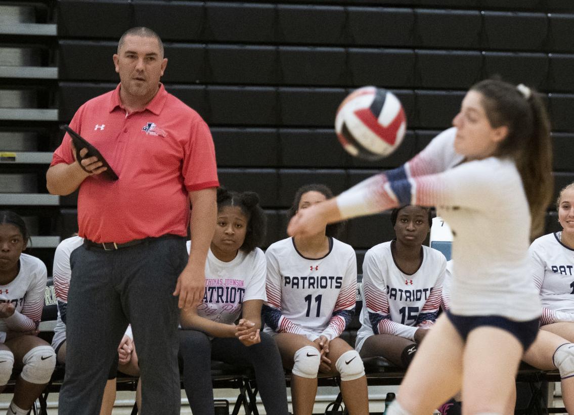 TJ Volleyball Coach