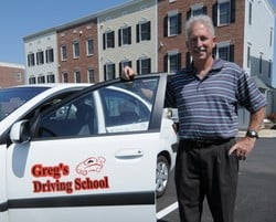 Driving school opens new location