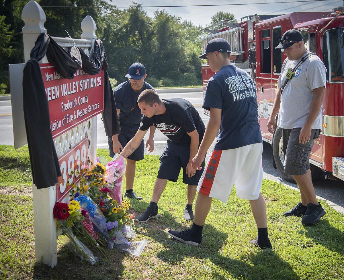Fallen Firefighter Folo