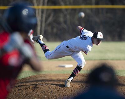 TJ at Linganore baseball 1