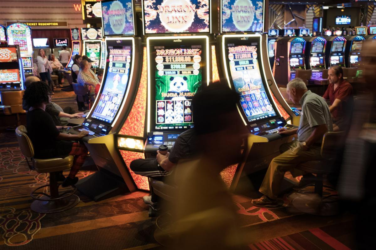 Alberta gaming casino funds