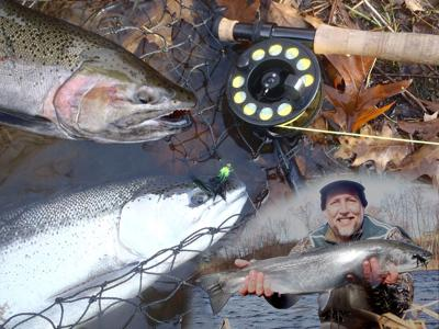 Today's Sportsman: Angling for steelhead on the Salmon River