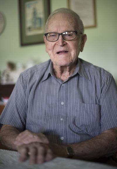 WWII Veteran Charles Marker
