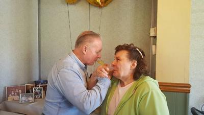 Married 50 years