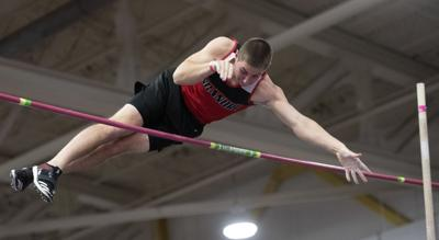 State Track Linganore Pole Vault