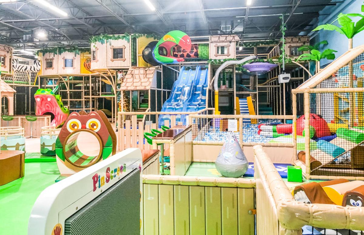 Indoor Playground Geared To Younger Kids Opens In Frederick County Retail Fredericknewspost Com
