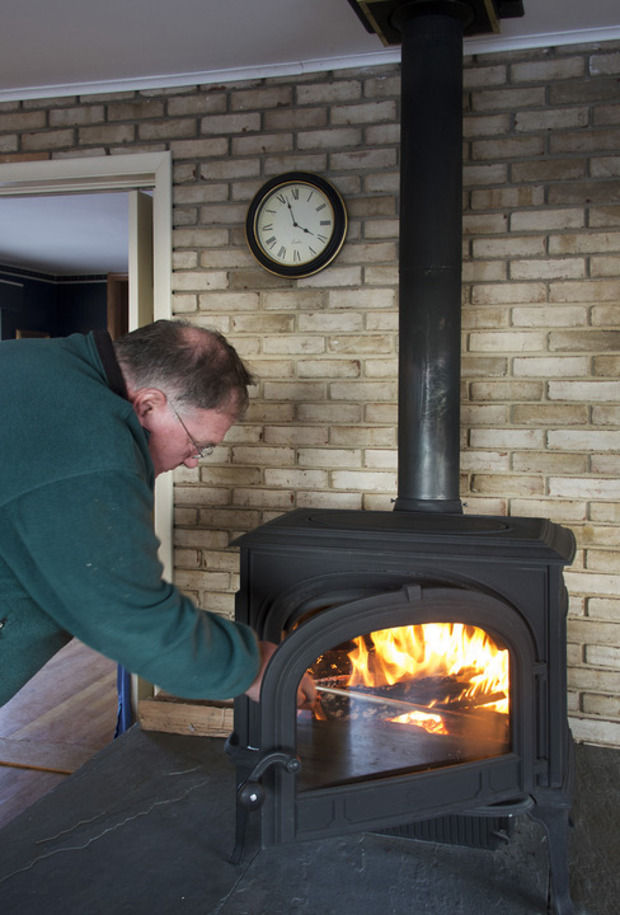 Pority Of Wood Stoves Heating Up Home And Garden Fredericknewspost
