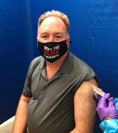 Steve McKay vaccine trial