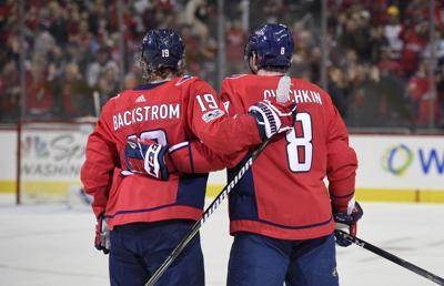 No different than a married couple   Alex Ovechkin 5981d2b17d3d