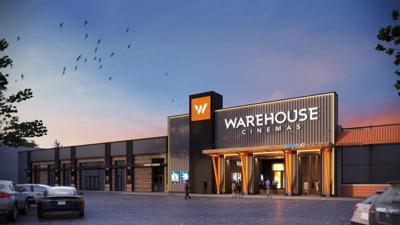 2019_WarehouseCinemas_Frederick Exterior_SkyVue