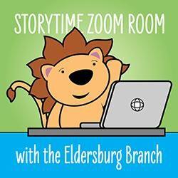 Storytime Zoom Room with Eldersburg