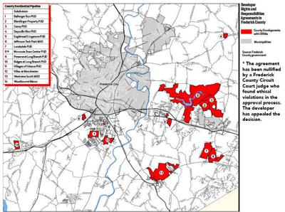 Developer Rights and Responsibilities Agreements in Frederick County