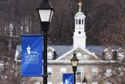 Mount Saint Mary's University campus (copy)