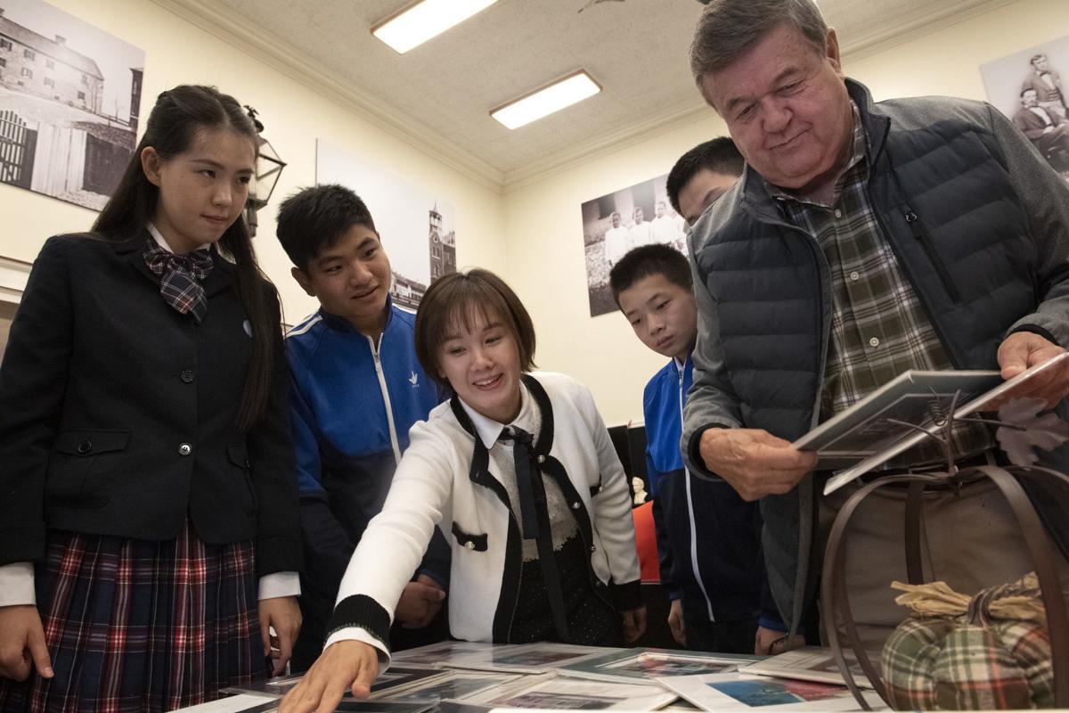 Deaf Sister School Visit