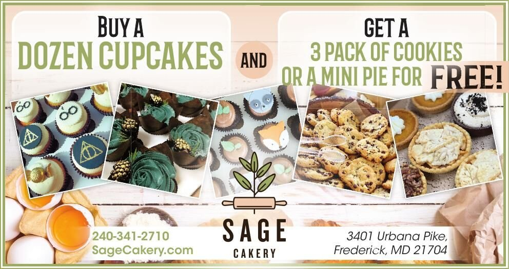 Sage Cakery special offer