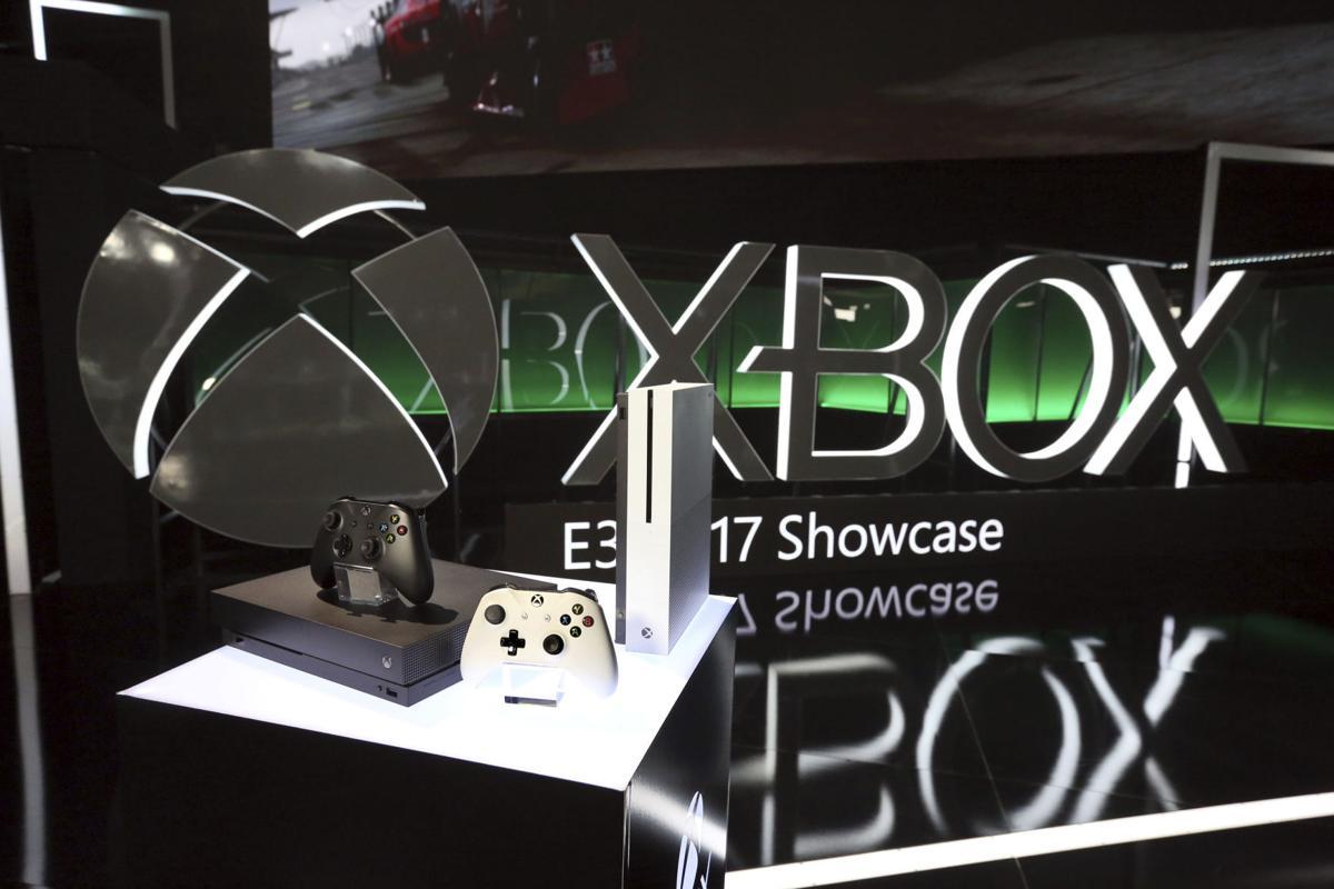 E3 2017 Xbox Media Showcase