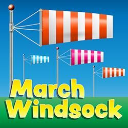 March windsock