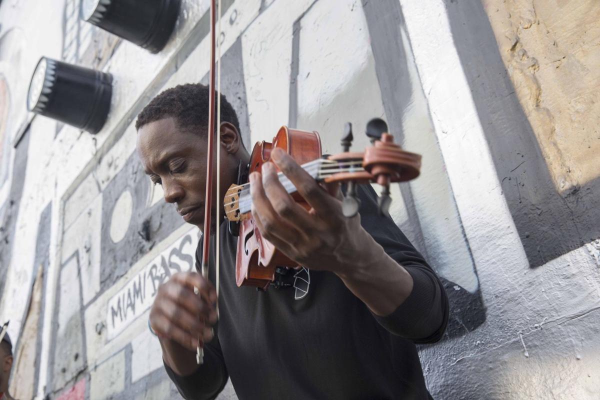 Black Violin breaks stereotypes by bringing hip-hop