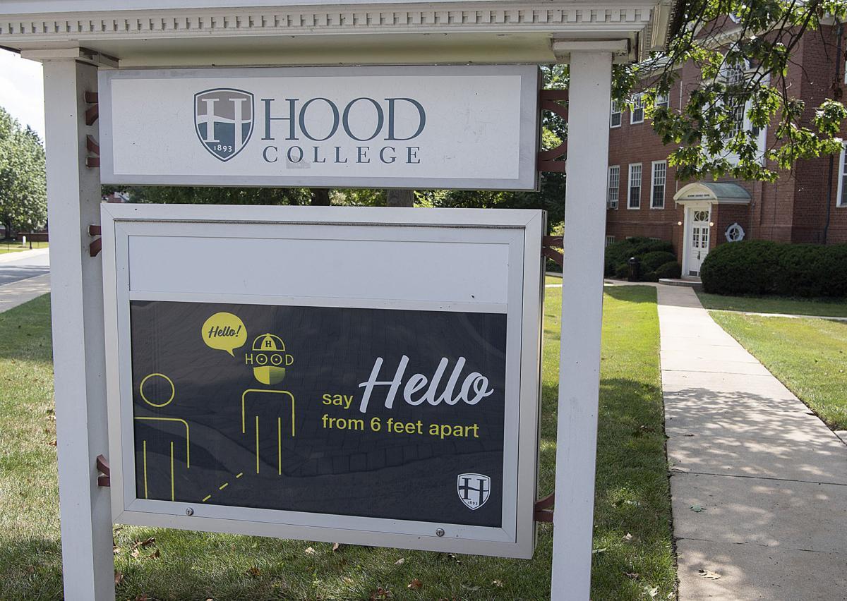 Hood College Covid