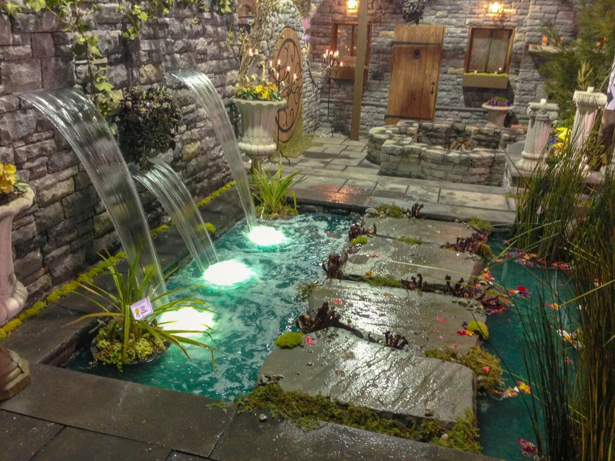 Landscapes at the Maryland Home and Garden Show
