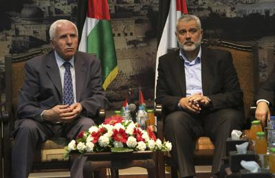 Hamas, Fatah agree to unity deal
