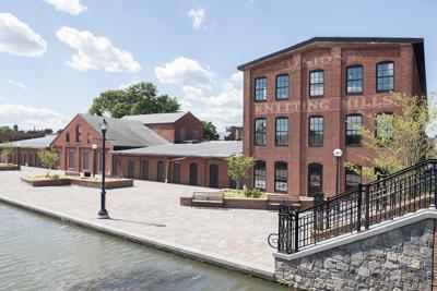 Union Mills building