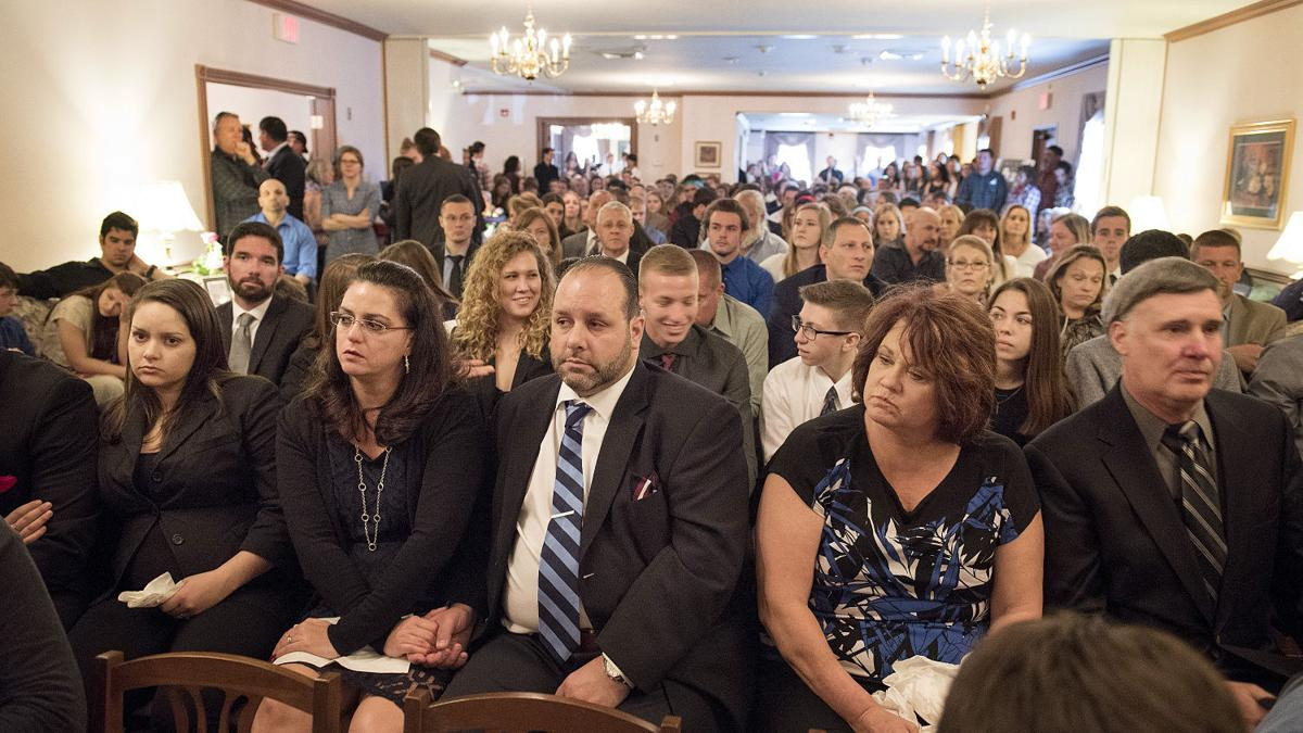 A grieving community remembers one young life lost, hopes to