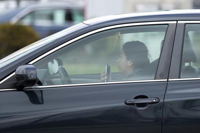 BG Distracted Driver - RM