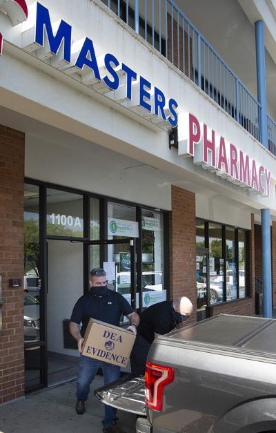 Masters Pharmacy Raid