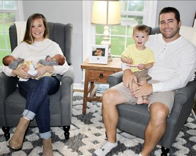 Stacy Green and family