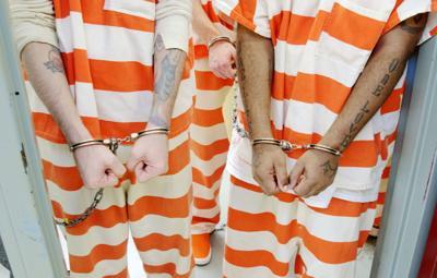 Courts, jails see impact of coronavirus