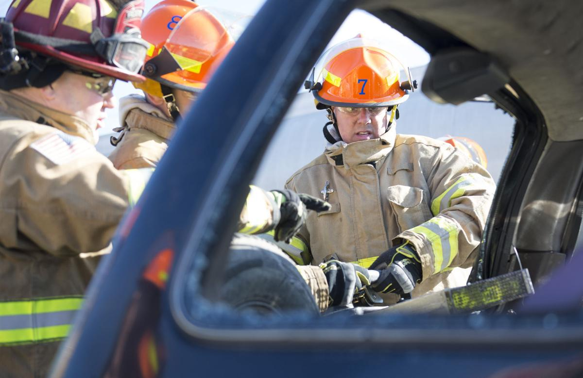 Recruit Class 21- Vehicle Extrication
