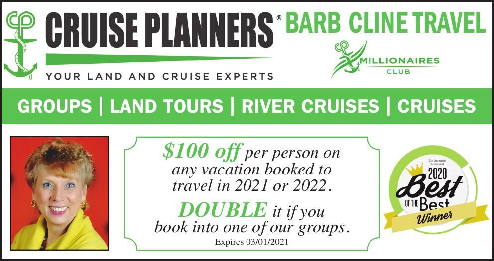 Cruise Planners $100 off