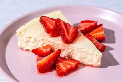 nourish cheesecake