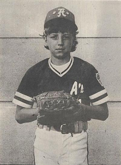 Joey Lucas 1986