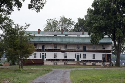 Plans for Landon House include bed and breakfast, event/conference center